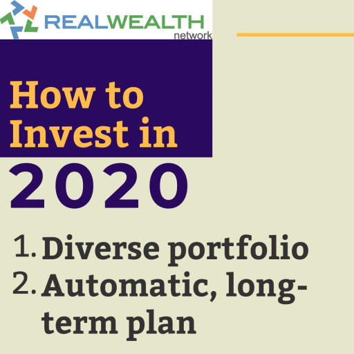 Image Highlighting How to Invest in 2020