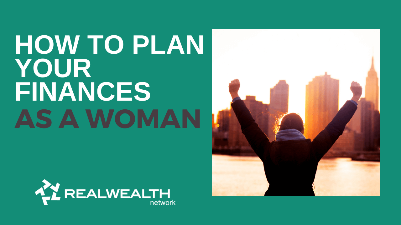 How to Plan Your Finances as a Woman [Free Investor Guide]