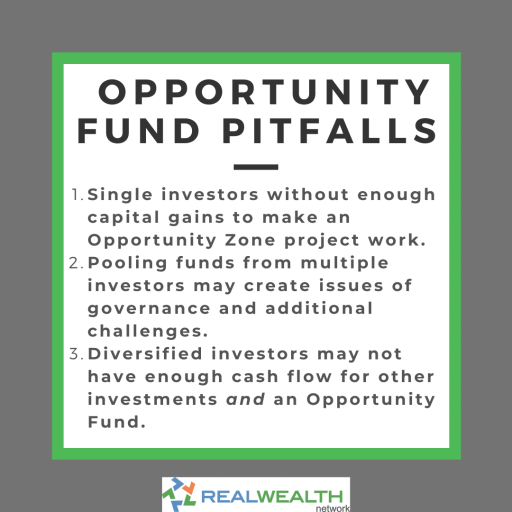 Image highlighting Opportunity Fund Pitfalls