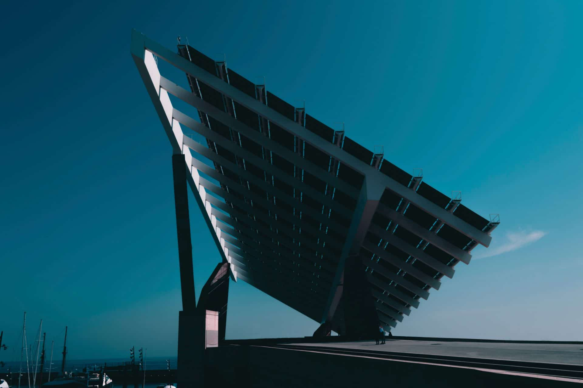 picture of solar panel for Real Estate News for Investors Podcast Episode #451