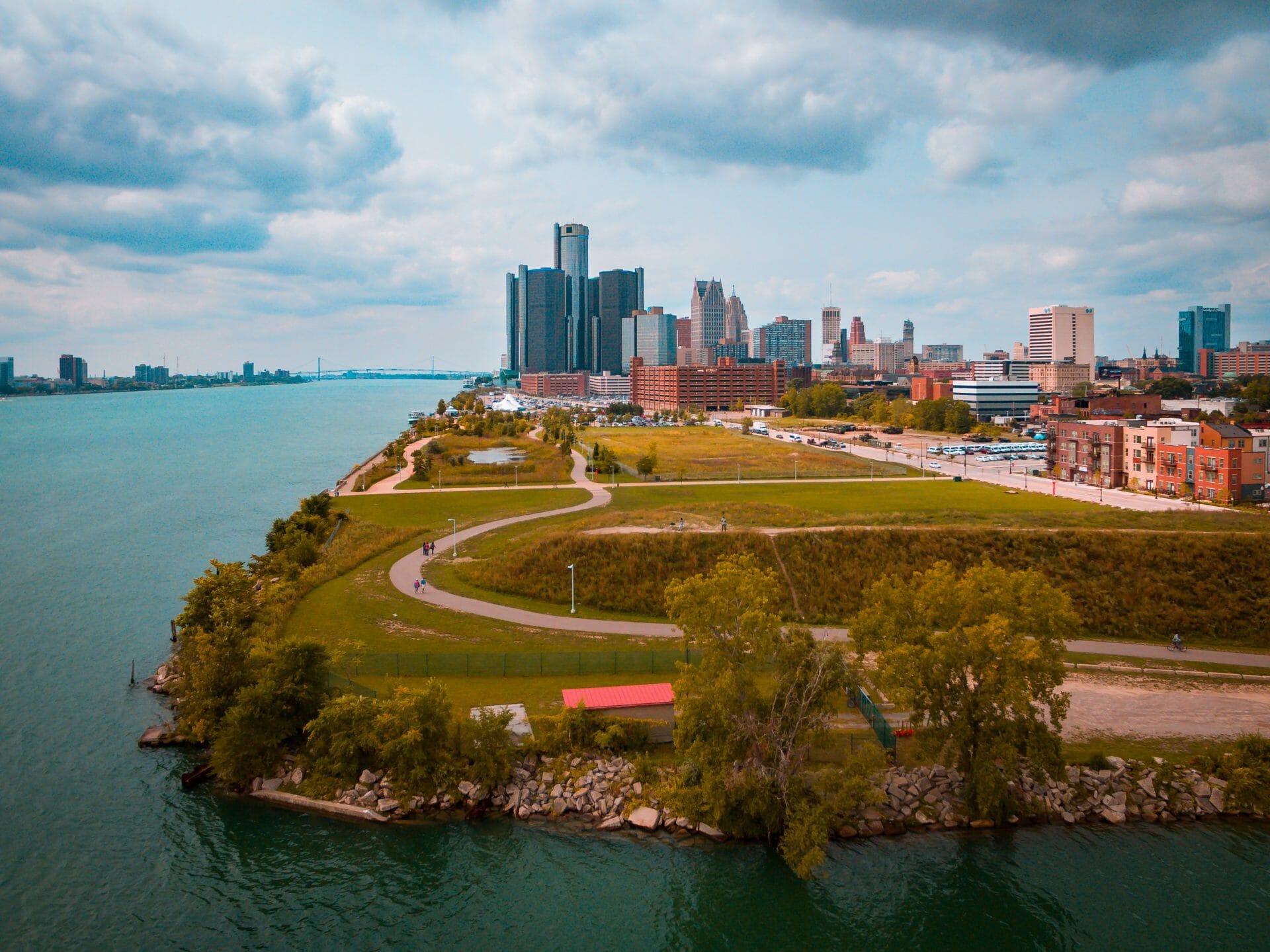 Picture of Detroit for Real Estate News for Investors Podcast Episode #658