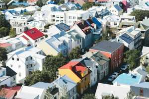 Image of Colorful Houses for Real Estate News for Investors Podcast Episode #693
