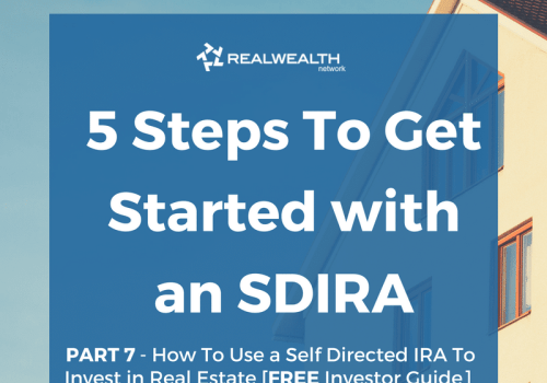 5 Steps To Get Started with an SDIRA