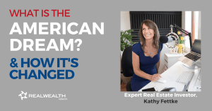 """Header Image for article called """"What is the American Dream Today and How It's Changed"""""""