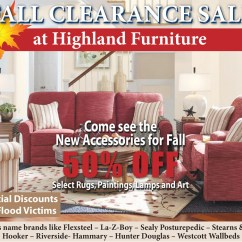 Sealy Living Room Furniture Small Ideas With Brick Fireplace Store Flyers Highland Thumbnail