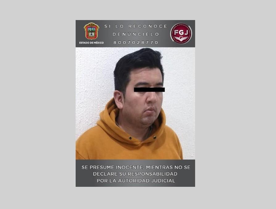 PROCESAN A SUJETO POR EL HOMICIDIO DE UN POLICÍA MUNICIPAL DE ZUMPANGO