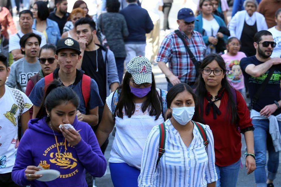 REPORTA SALUD EDOMÉX 15 MIL 286 MEXIQUENSES RECUPERADOS DE COVID-19