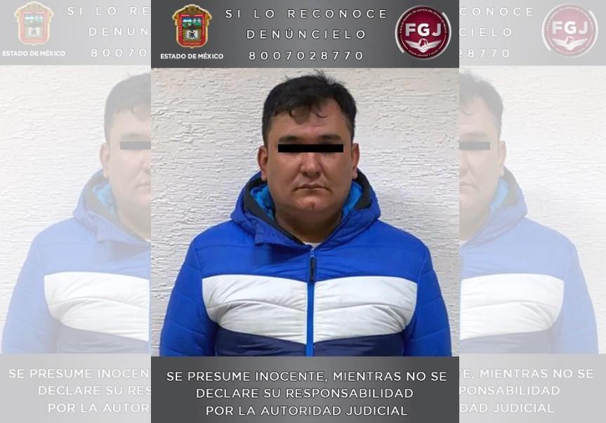 VINCULAN A SUJETO POR POSIBLE ROBO CON VIOLENCIA A UN INMUEBLE DE ZONA ESMERALDA, EN ATIZAPÁN