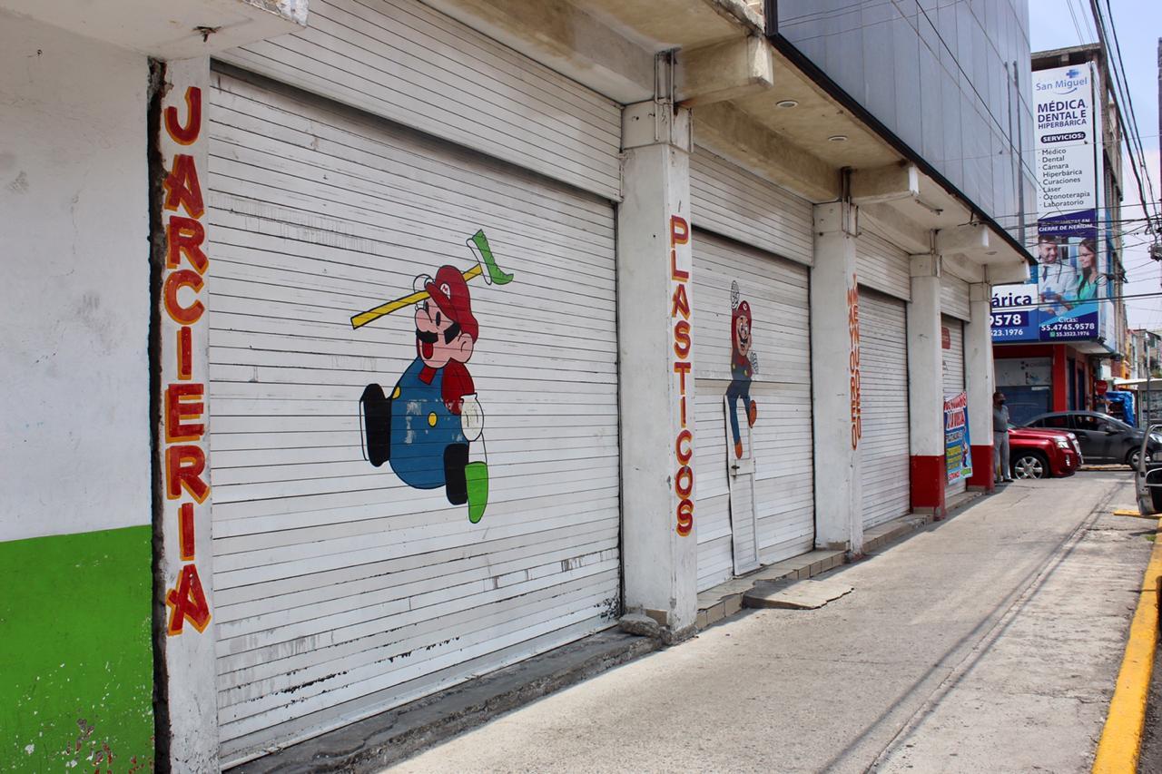 ALISTAN EN EL ORIENTE DEL VALLE DE MÉXICO ESTRATEGIAS PARA REACTIVAR LA ECONOMÍA
