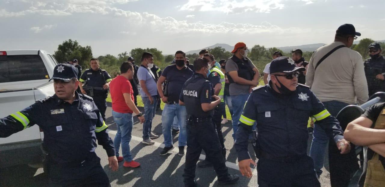 INICIAN CARPETA DE INVESTIGACIÓN POR SUSTRACCIÓN DE ARMAS DE LA POLICÍA ESTATAL