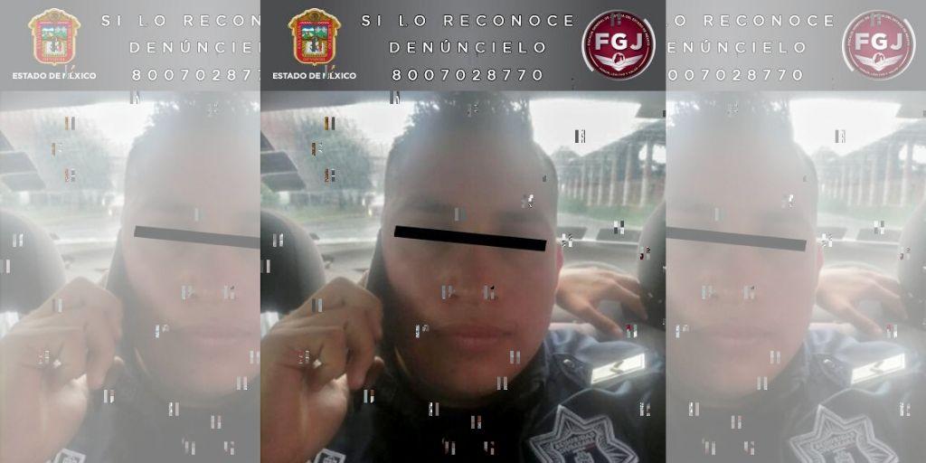 VINCULAN A PROCESO A POLICÍA DE ECATEPEC INVESTIGADO POR ASALTO Y HOMICIDIO