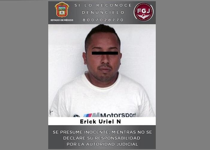 CAPTURAN A SUJETO QUE HABRÍA ASESINADO A UNA POLICÍA MUNICIPAL DE ECATEPEC