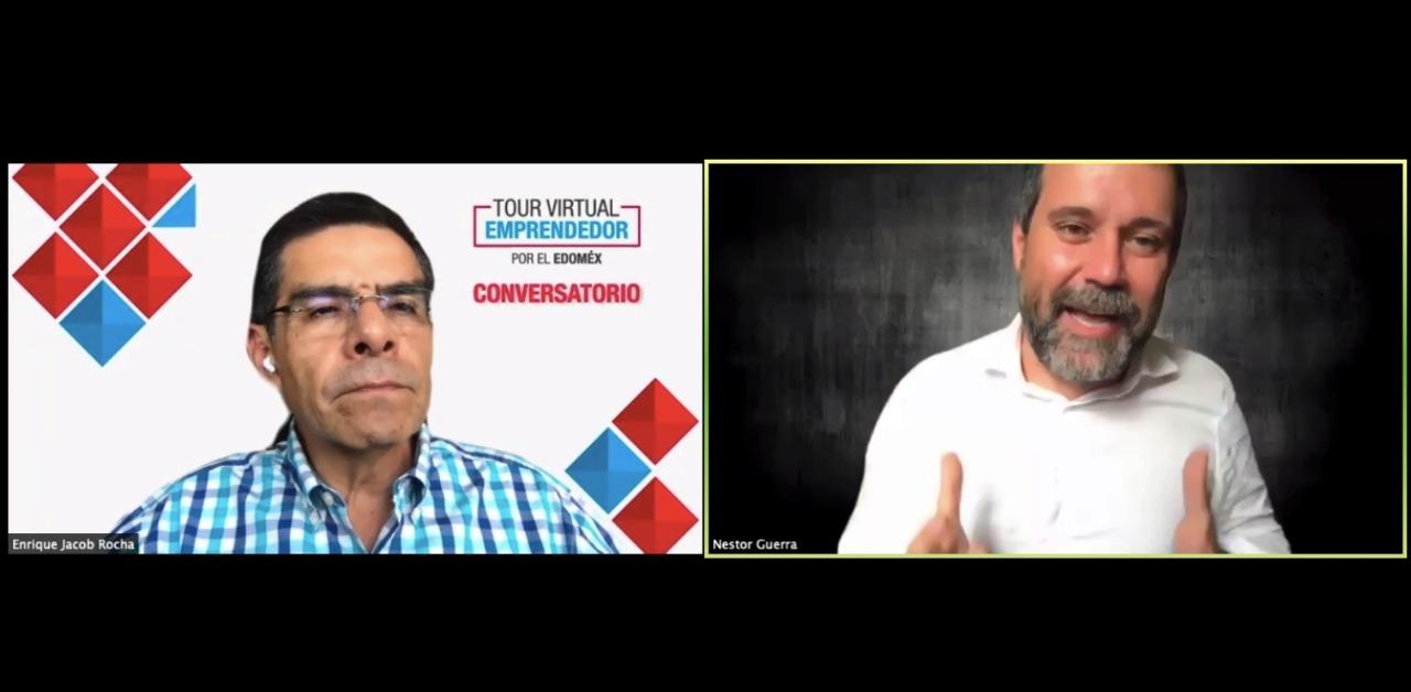 CONECTA SEDECO A UNIVERSITARIOS CON EL ENTORNO EMPRENDEDOR