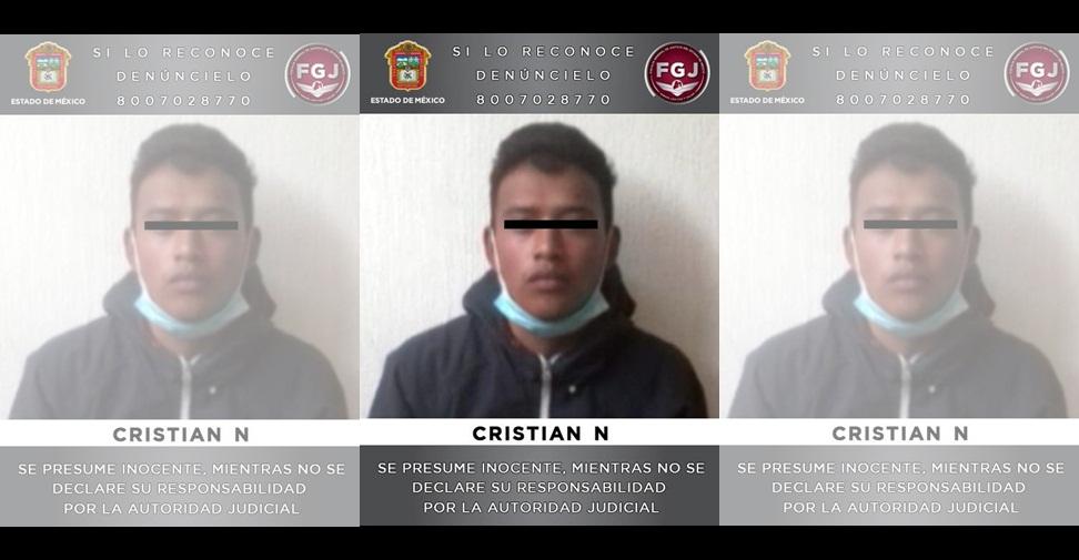 VINCULAN A PROCESO A SUJETO POR UNA VIOLACIÓN EN TLALNEPANTLA