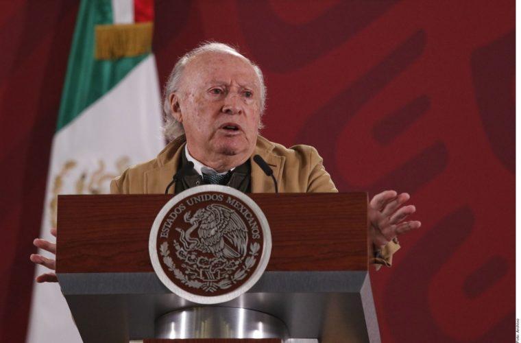 CONFIRMA AMLO RENUNCIA DEL TITULAR DE LA SEMARNAT