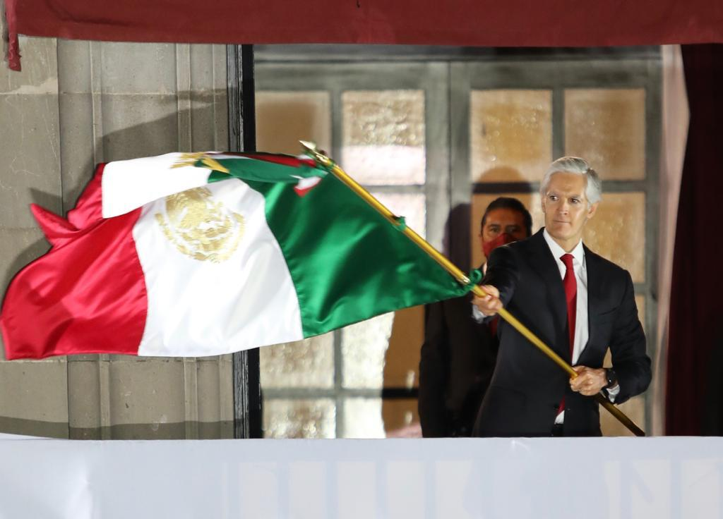 EDOMÉX CELEBRA VIRTUALMENTE EL 210 ANIVERSARIO DE LA INDEPENDENCIA DE MÉXICO