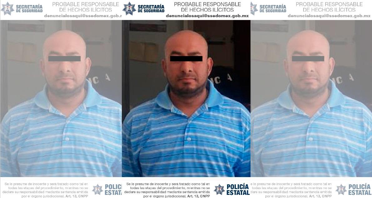 POLICÍAS DE LA SS DETIENEN A UN PROBABLE IMPLICADO EN EL DELITO DE VIOLENCIA DE GÉNERO