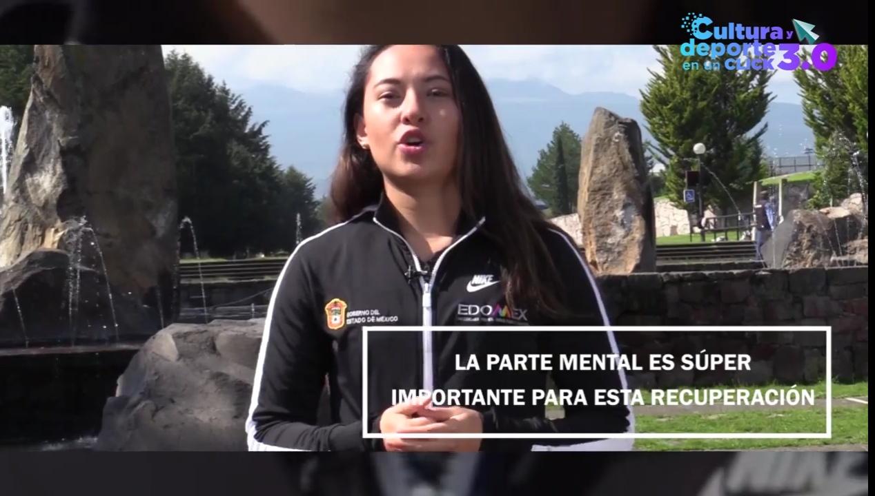 """ENTREVISTAN A ATLETAS MEXIQUENSES EN """"ESPÍRITU DEPORTIVO"""""""