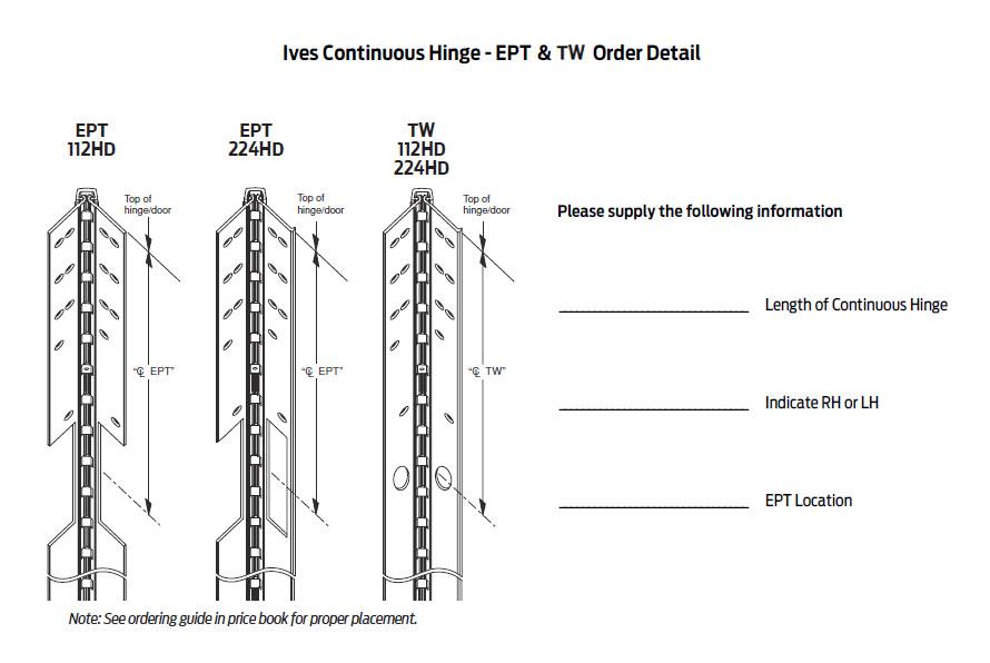IVES 112HD-US28-83-EPT 83