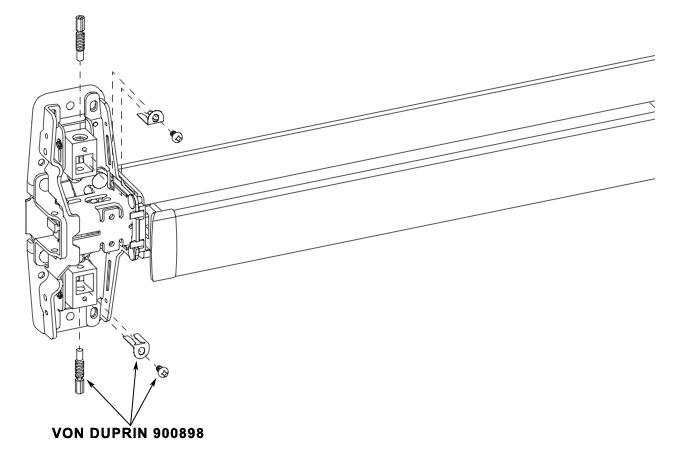 VON DUPRIN 900898 98/9947 Adjusting Screw LBR Package