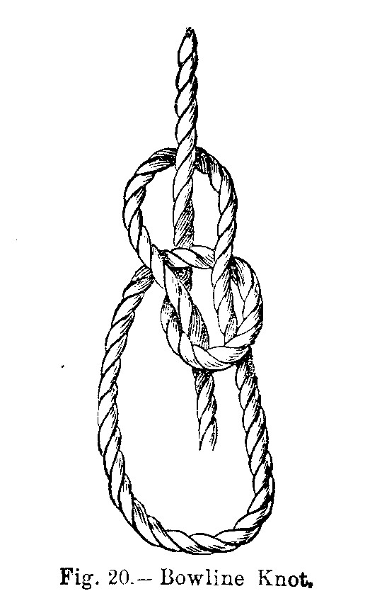 Knots and splices « The Colin Walls Blog