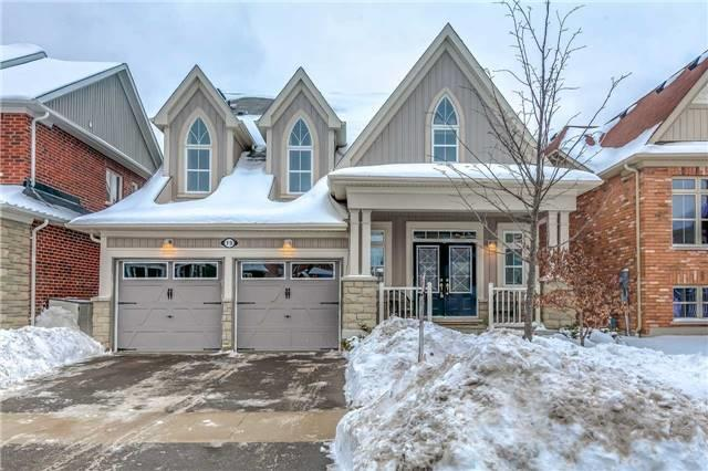 """Rare Ravine Lot Bungaloft With Main Floor Master & Office In Beautiful Brooklin! This Zancor Homes """"Genevieve"""" Model Is Full Of Upgrades. 9Ft Ceilings & Vaulted 18Ft Formal Dining W/Hardwood & Stunning Chandelier. Quartz Kitchen W/High End S/S Apps & W/O To Large Elevated Deck O/L Ravine. 5Pc Marble Vanity Master Ensuite & W/I Closet. Open Concept Great Room W/Gas Fire & Cathedral Ceiling. 2 Spacious Upper Beds W/Dormer Windows, Dbl Closets & 5Pc Semi Ensuite"""
