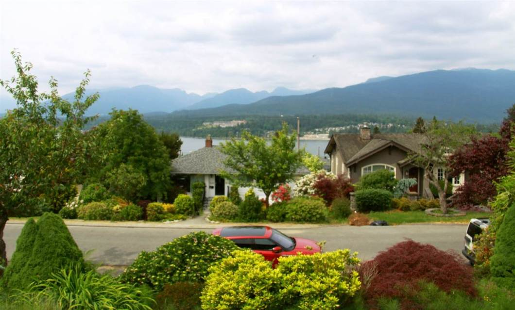 Build your dream home on this incredible 60x120 view property of Burrard Inlet, North Shore mountains. Located on the high side of the street, this home is perfect to renovate now or rent-out until you decide to build your dream home. Panoramic, breathtaking views forever in this prime Burnaby North location with SFU & Burnaby North School both just minutes away.