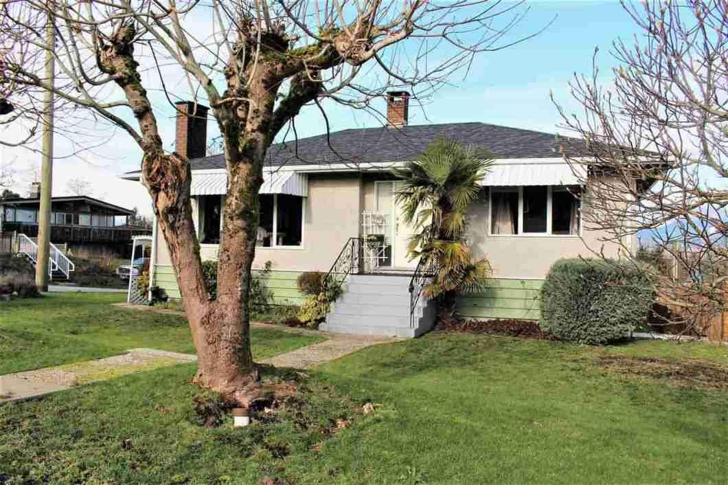 The perfect Starter home or investment property! Situated in a quiet well maintained family area with an amazing view of the Brentwood Skyline and North Shore Mountains. Just minutes to Metrotown or transit and major routes puts everything you need right here. Original hardwood floors and wood burning fireplaces gives you that nostalgic cozy home feel. Large deck in your fenced private rear yard boasts panoramic views for your year round enjoyment. 2nd kitchen down and separate entrance make a mortgage helper easy with this home. You need to see the view to appreciate it! Open House Sunday March 11th,  2-4 pm. Come See!!