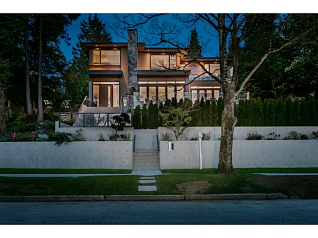 Custom built in 2014 this luxurious 5116 sf home combines the finest contemporary design w/ extraordinary craftsmanship. Ideal for family life & an entertainer's dream. The lovely 75' wide lot overlooks prestigious Angus Drive in Shaughnesy and the home capitalizes on its exceptional site. Open plan on main w/ 11' ceilings, 2-way fireplace, floating stairs & masterpiece kit opens out to expansive westerly deck through overheight Eclipse doors. 4 beds all w/ ensuites. Media & games rms, wine cellar & sunny gym below. Control 4 smart home technology & air con. 3 car garage. Exceptional privacy & light. Fantastic Shaughnessy Elem & PW catchments; walking distance to both, plus York House, LFA & Arbutus Club. Showings by appt only.