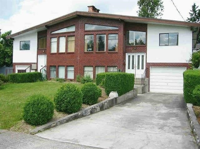 Great location!! Close to Simon Fraser University for rental potential. Rare Strata titled duplex on a large  80 x 140 foot lot. Building has been well-maintained. There are 4 units; 2-3 bedroom suites and 2-1 bedroom suites. Extremely large back yard with green house.,Fruit Trees, garden and out building for storage. No lane makes the yard quiet and private. THIS IS A STRATA TITLED DUPLEX.