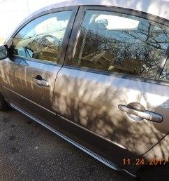 2007 mazda 3 i sport 4dr sedan 2 0l 4cyl 5m great car  [ 1440 x 1080 Pixel ]