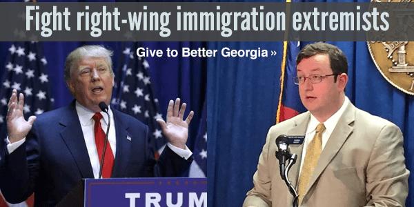 Josh McKoon, Donald Trump