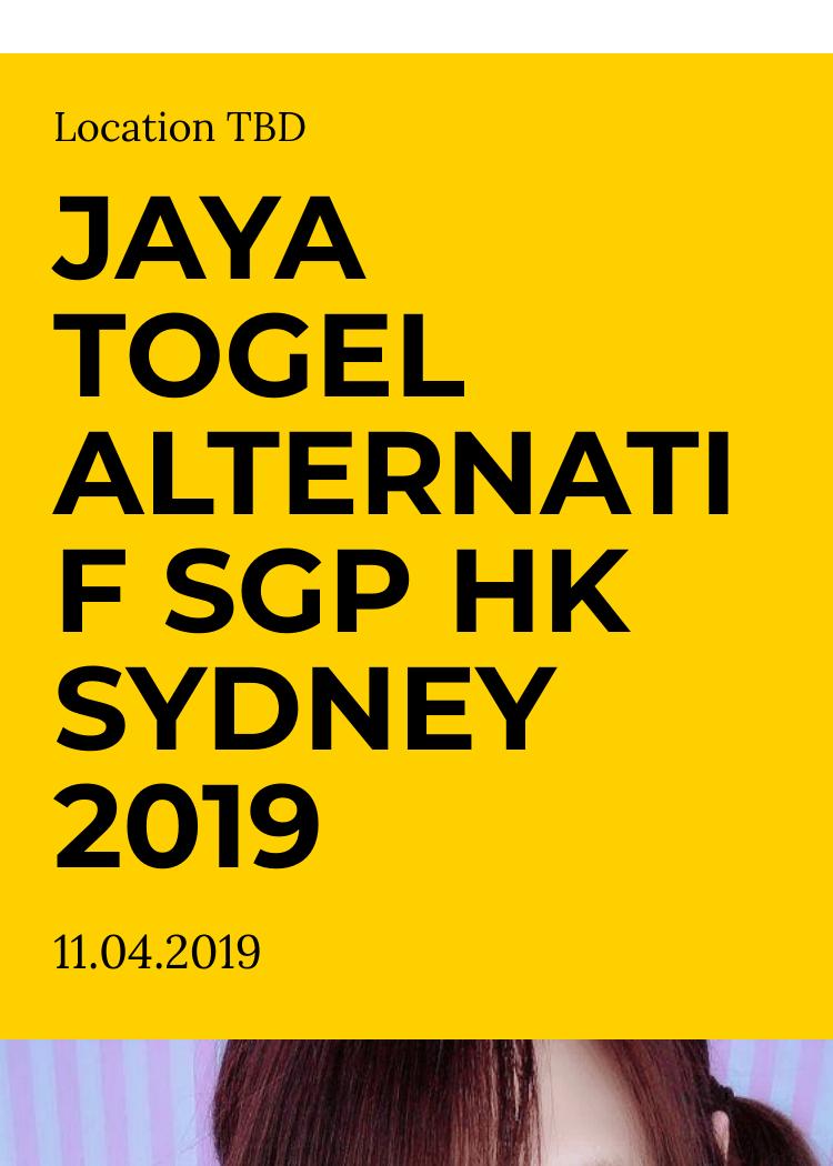 Result Sydney Jayatogel : result, sydney, jayatogel, Togel, Alternatif, Sydney, Splash