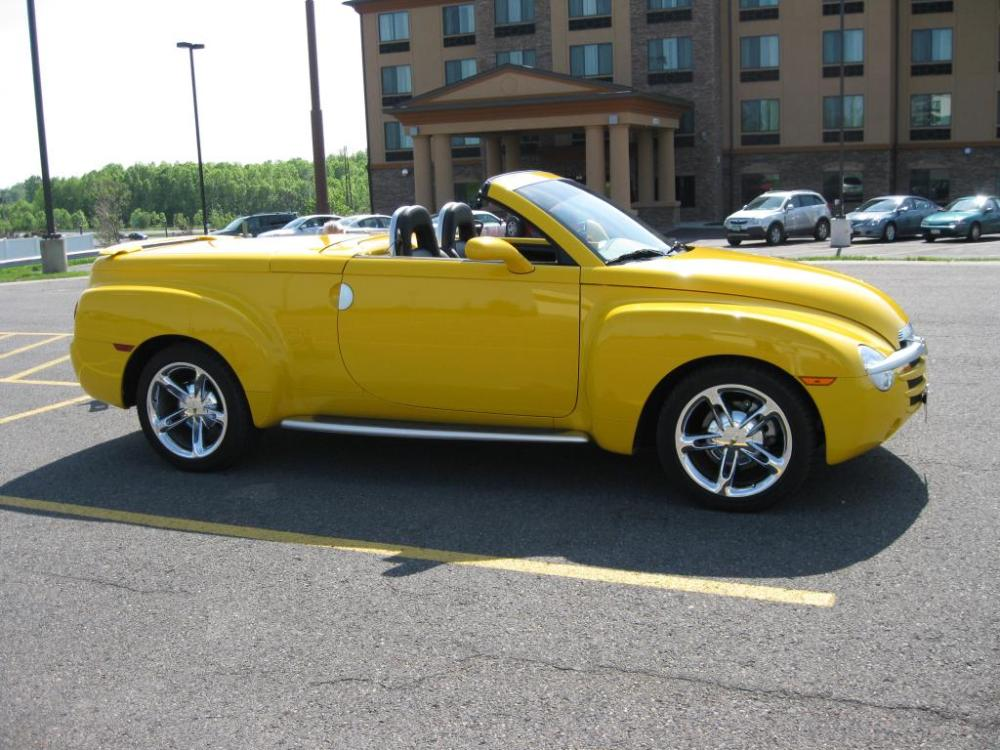 medium resolution of 2003 chevrolet ssr convertible pickup for sale hotrodhotline
