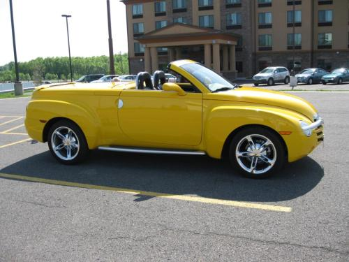 small resolution of 2003 chevrolet ssr convertible pickup for sale hotrodhotline
