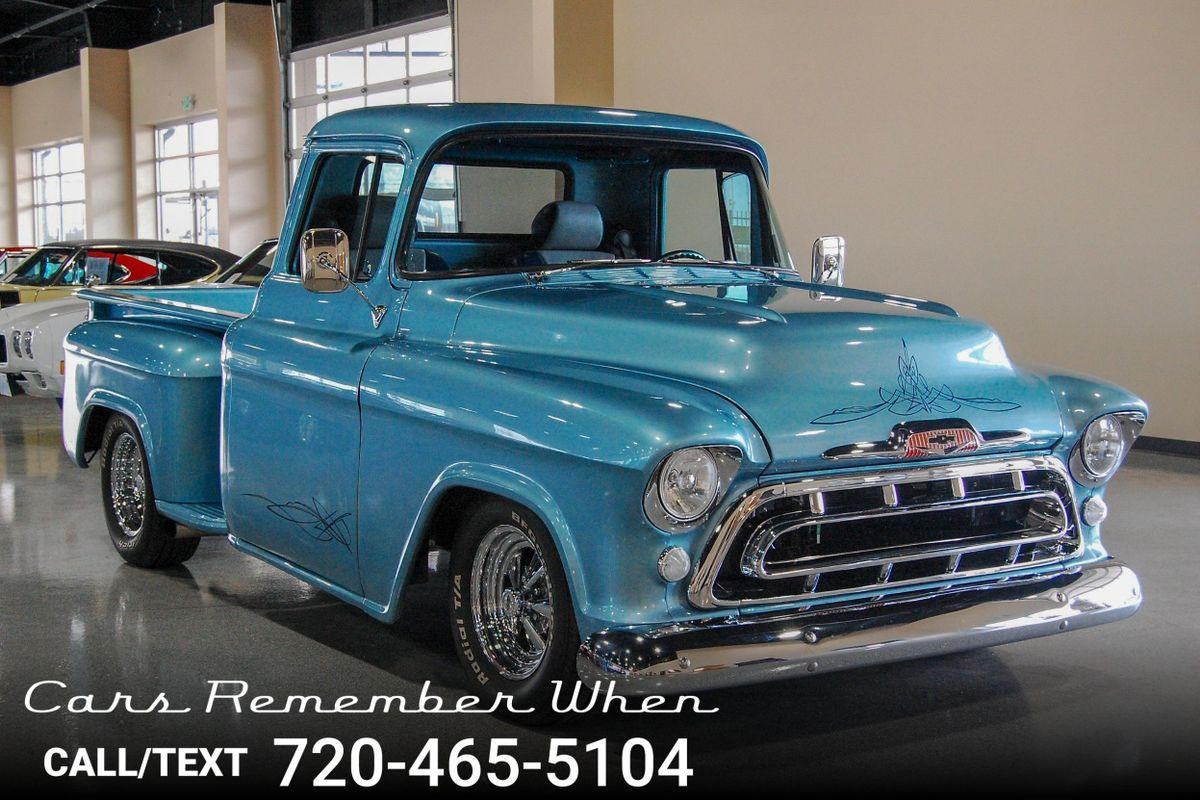 hight resolution of 1957 chevrolet pickup for sale