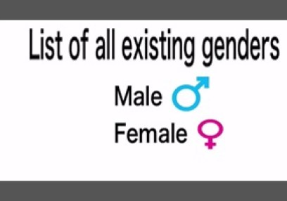 Image result for why other genders are ridiculous