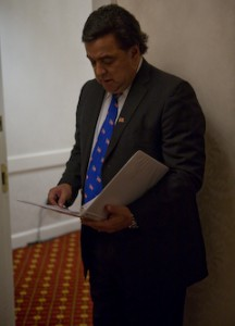 Bill Richardson in 2008.  Photo Credit: Obama-Biden Transition Project cc