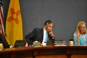 Bernalillo County Commissioner Art de la Cruz Photo Credit: Andy Lyman
