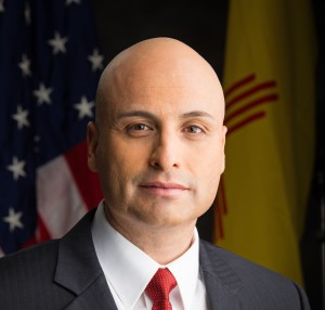 New Mexico Attorney General Hector Balderas. Courtesy photo.