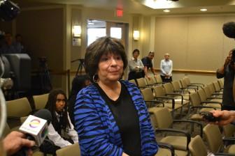 APS Acting Superintendent Raquel M. Reedy