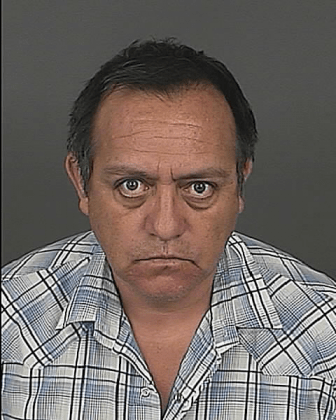 Mugshot of Jason Martinez from 2013.