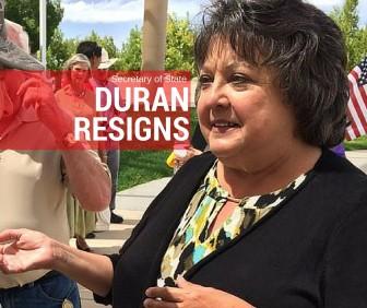 Dianna Duran Resigns