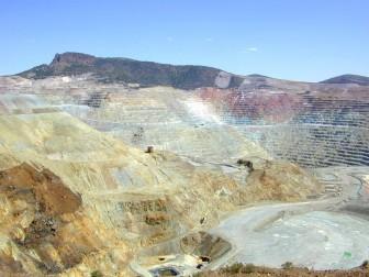 Chino Copper Mine, Photo Credit: Wikicommons