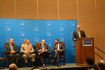 A forum on civil asset forfeiture in Albuquerque hosted by The Charles Koch Institute Photo credit: Andy Lyman