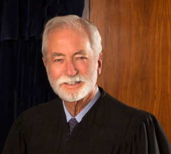 Supreme Court Chief Justice Charlie Daniels