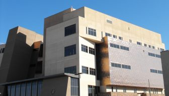 U.S. Federal Courthouse in Las Cruces. Photo Credit: darius norvilas cc