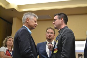 Gary Johnson and Steven Nielson discuss Bill Weld as Johnson's VP pick