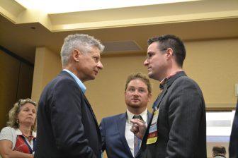 Gary Johnson and Steven Nielson discuss Bill Weld as Johnson's VP pick