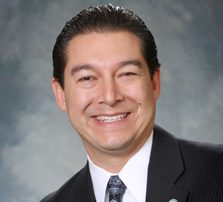 State Sen. John Sapien, D-Corrales